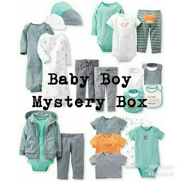 aa957046c8f Gymboree Other - Baby Boy Mystery Box Various Sizes Available